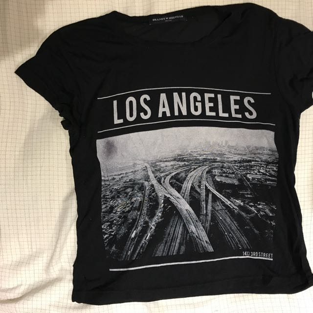 Brandy Melville crop shirt