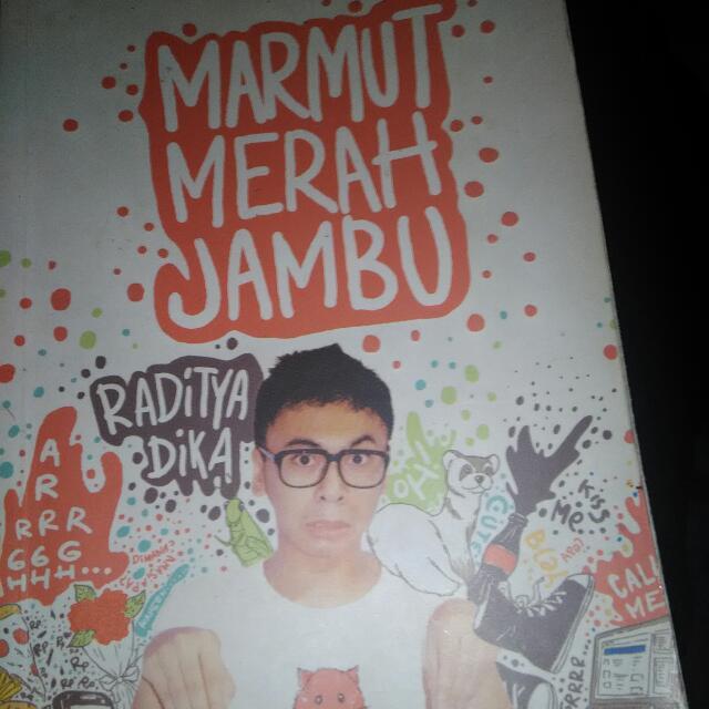 Buku Marmut Merah Jambu