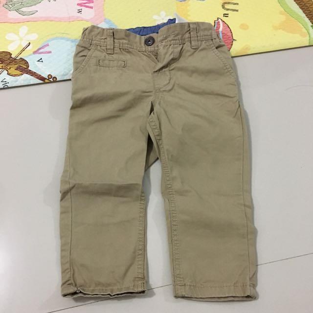 Celana H&M 9-12 bln seri Logg