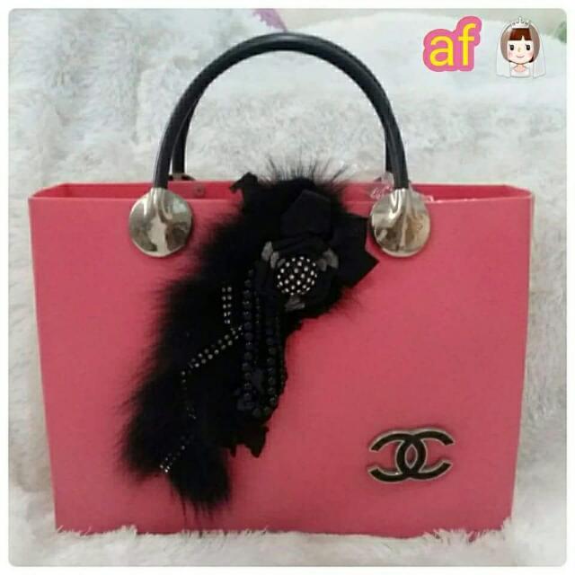 Chanel Jelly Bulu