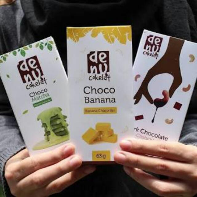 Choco Bar Denu Cokelat