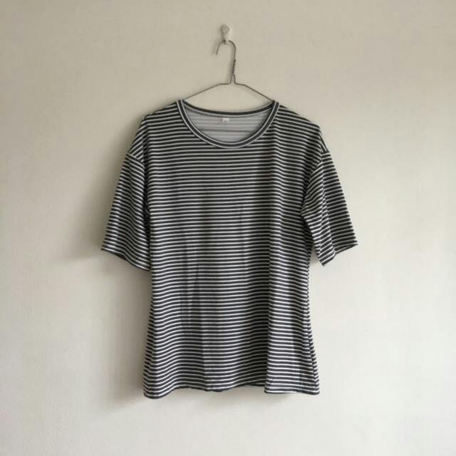 Crewneck Striped T-shirt