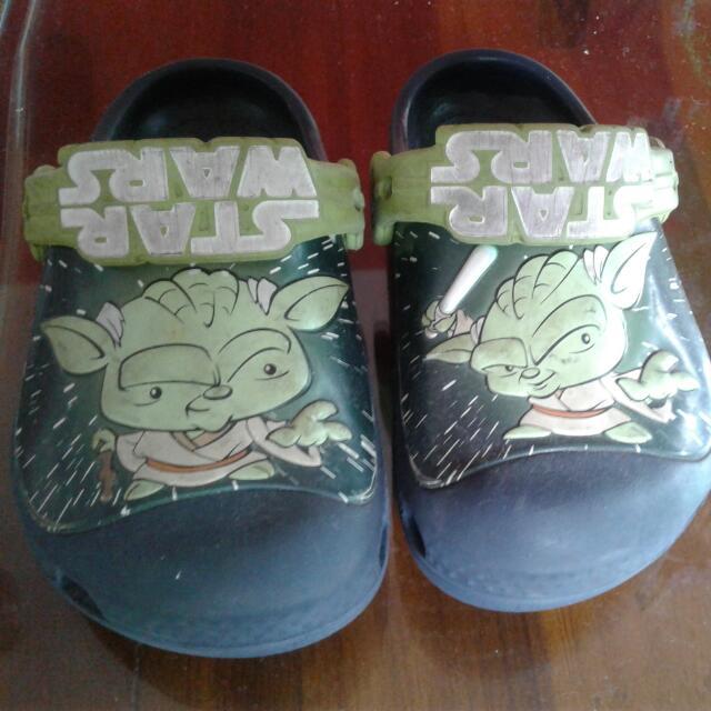 Reduced ! Crocs STAR WARS