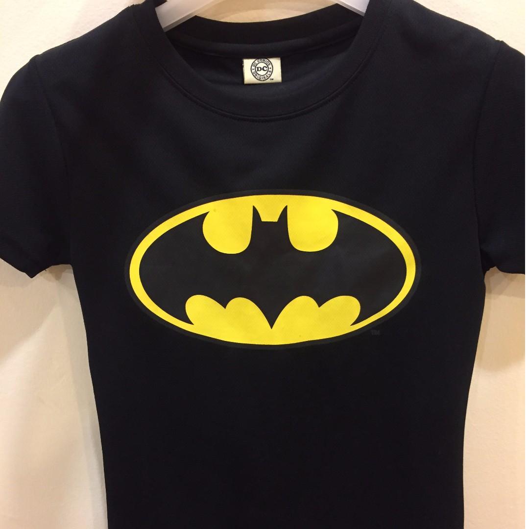 DC Comics ORIGINAL: Batman Jersey