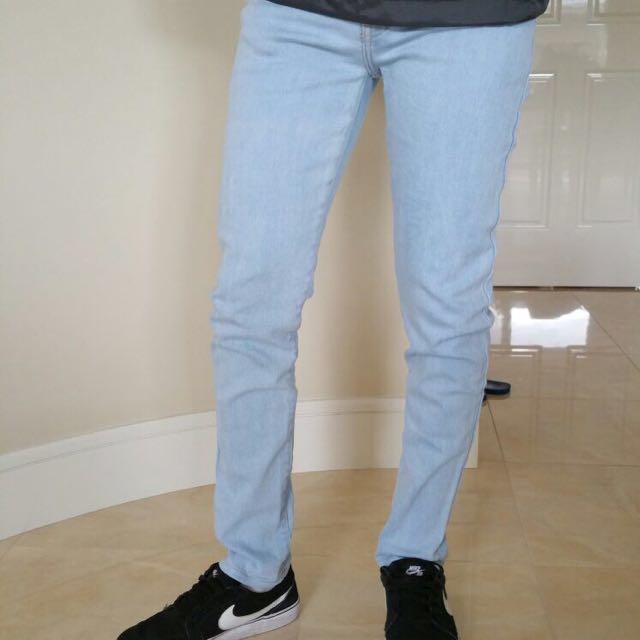 Dejour Jeans Slim Light Blue Jeans