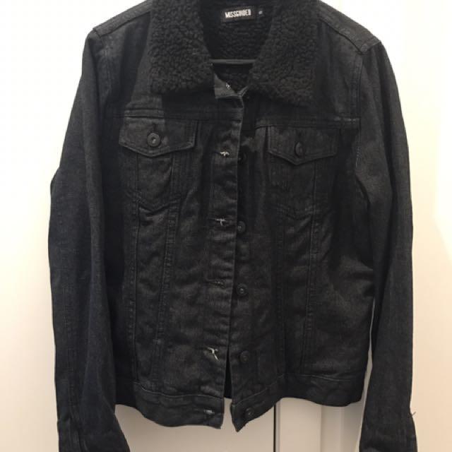 Denim Jacket - Fleece Lined