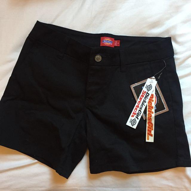 Dickies Black Shorts ✨NEVER WORN✨