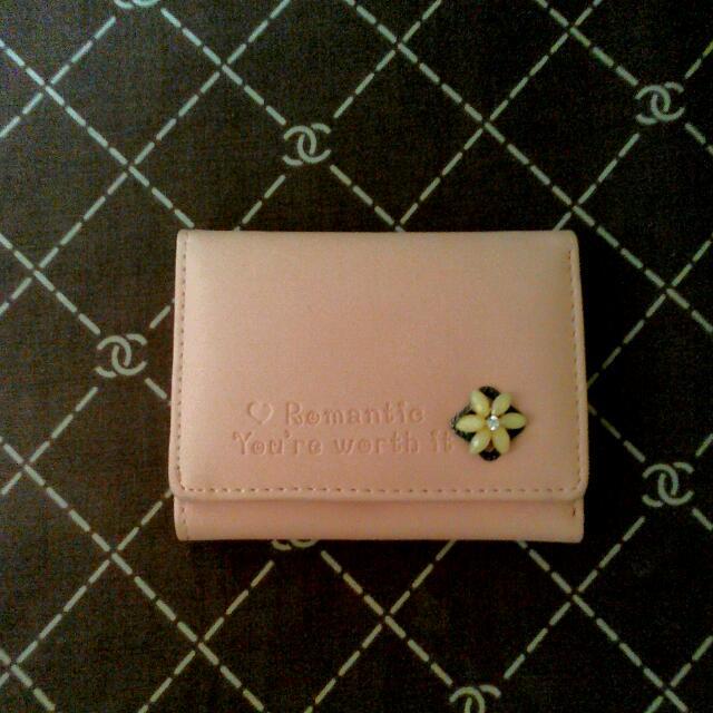 Dompet lipat cantik