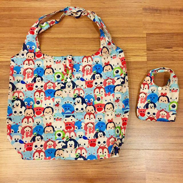 Eco-Friendly Bag (Tsum Tsum design)
