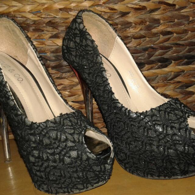Five & Co. High-heel Shoes