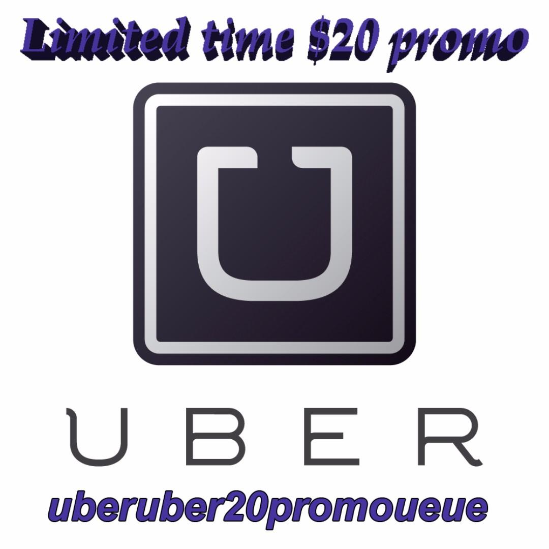 FREE Uber ride worth $20 voucher!!! Better than Grabcar/Grabtaxi