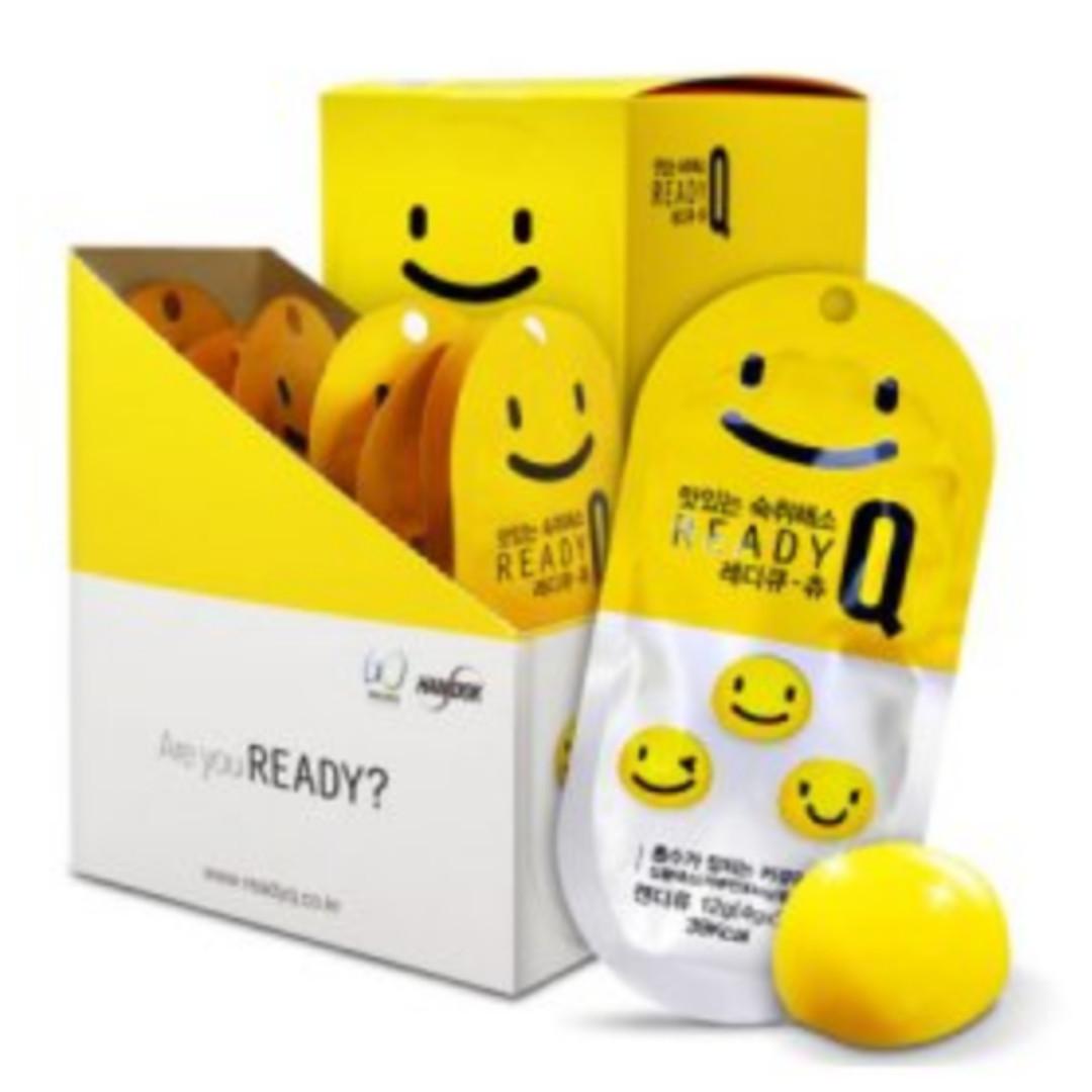 HANGOVER Jelly - READY Q CHEW BOX