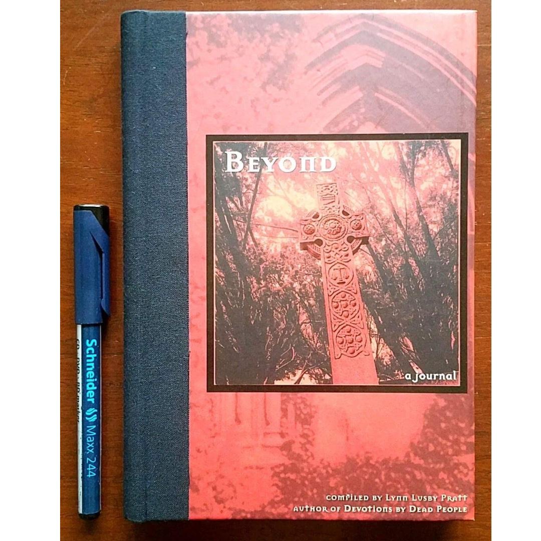 Hardbound illustrated journal