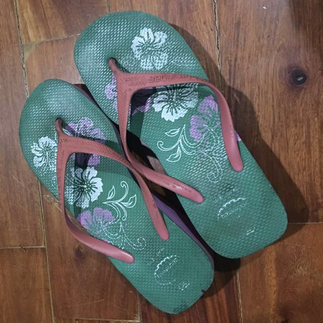 Havaianas High Slippers