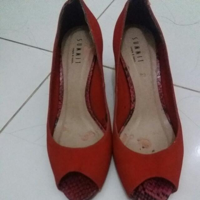 High Heels Summit Shoes