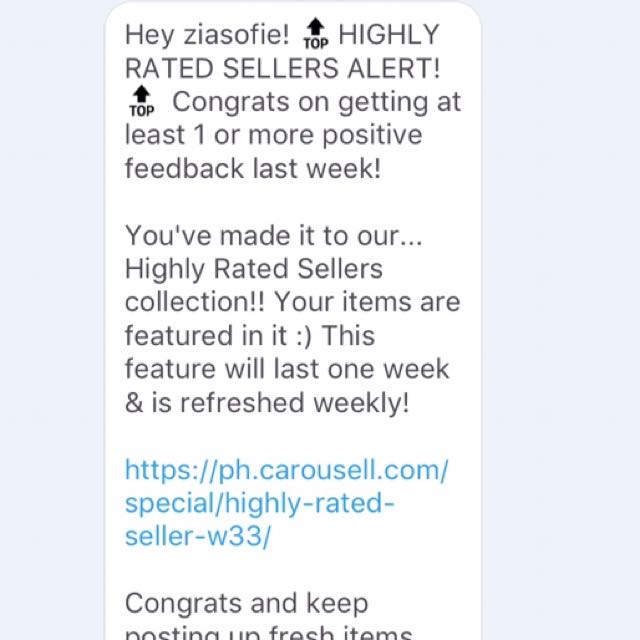 Highly Rated Sellers!!!