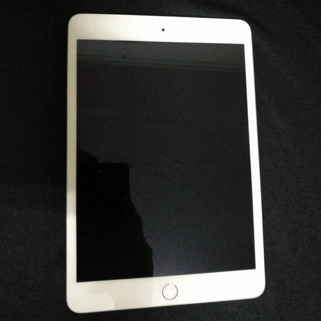 iPad Mini 3 16GB White/Silver
