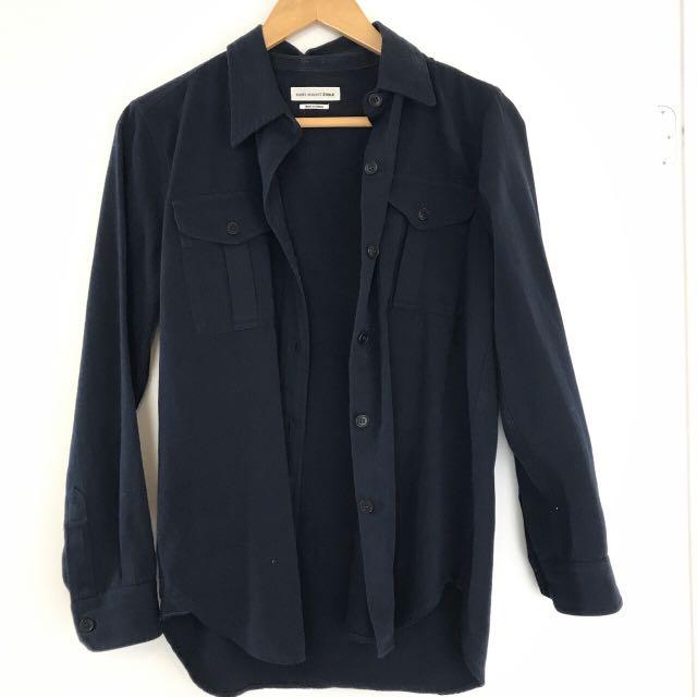 Isabel Marant Étoile Navy Shirt