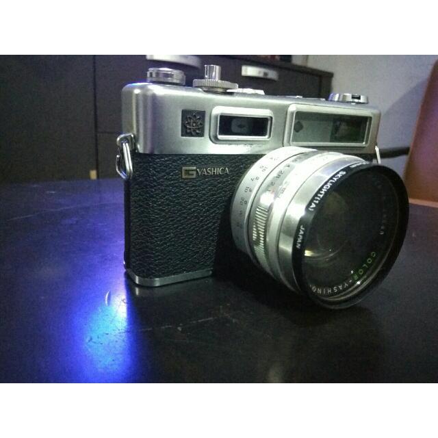 Kamera Vintage   Jadul   Lawas   Yashica Electro 35 GSN