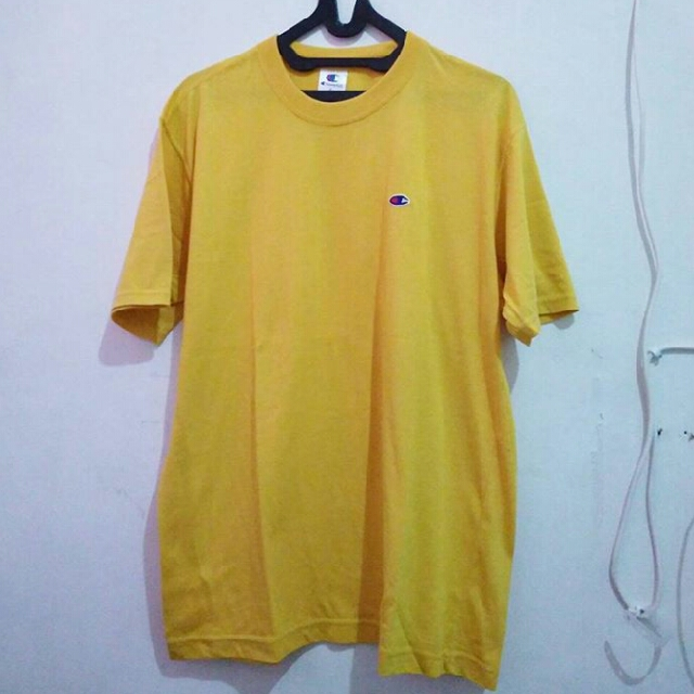 Kaos Champion Yellow