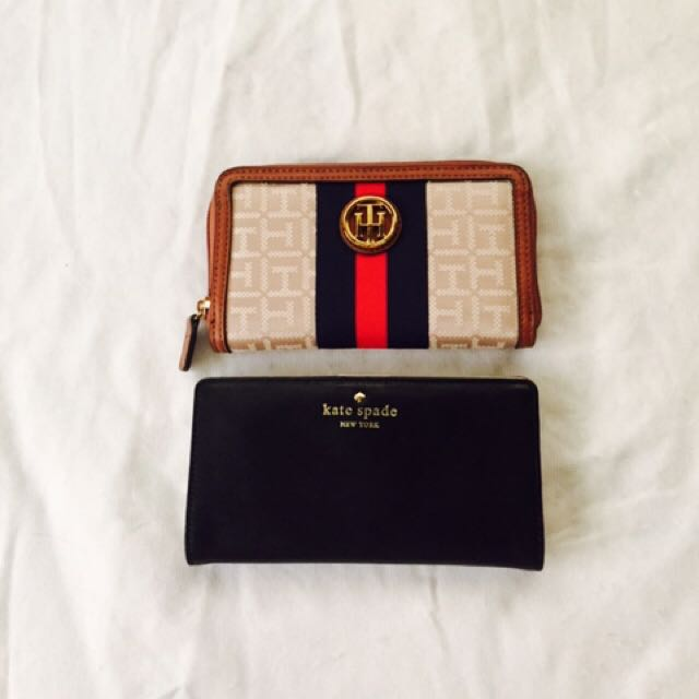 Kate Spade And Tommy Hilfiger Wallet