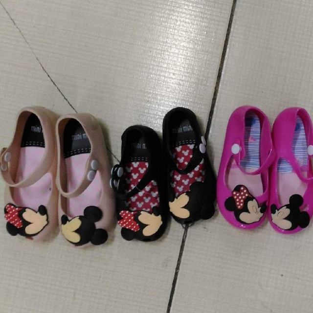 Kiddie Jelly Shoes