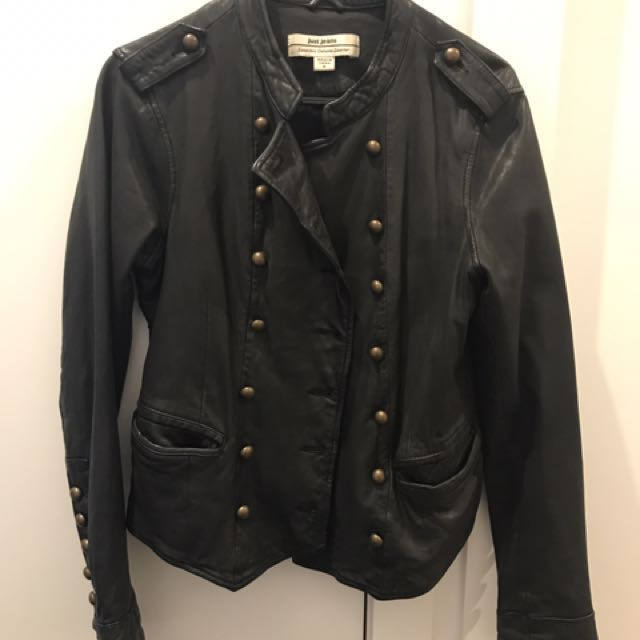 Leather Jacket - Buttery Soft