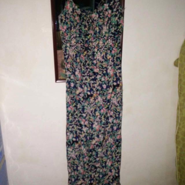 Ling Floral Dress
