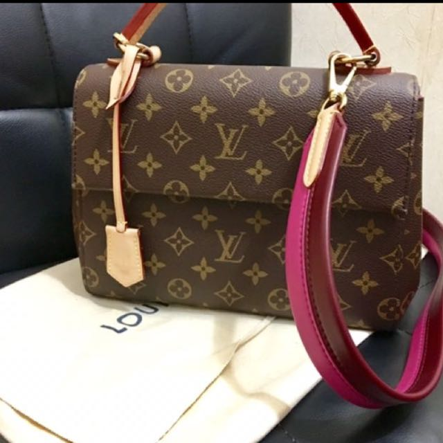 f80a4726d668 Louis Vuitton cluny bb