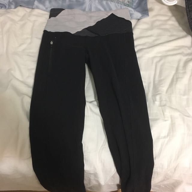 Lululemon Size 4/6 Leggings