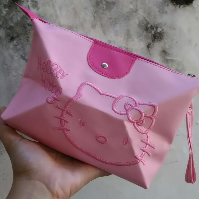 MAKE UP POUCH HELLO KITTY