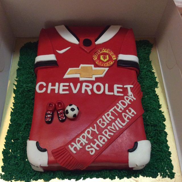 manchester united cake singapore manchester united cake singapore