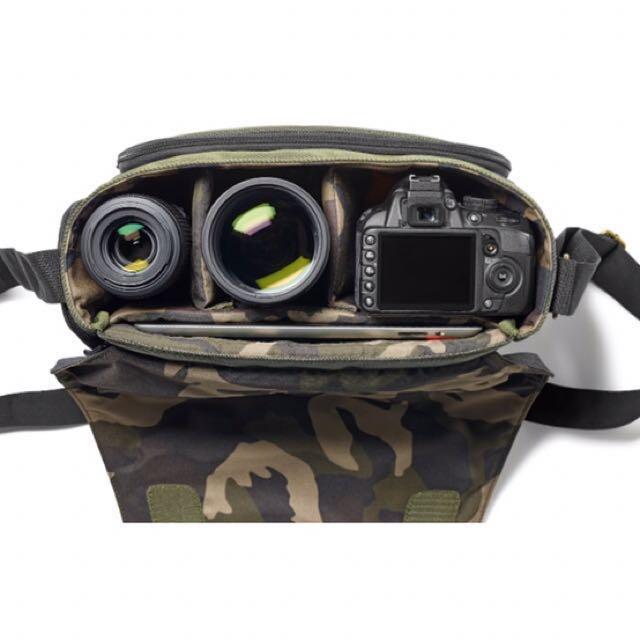 f32e186326 Manfrotto Street Camera Messenger Bag for CSC DSLR