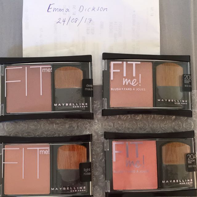 Maybelline Fit Me! Blush