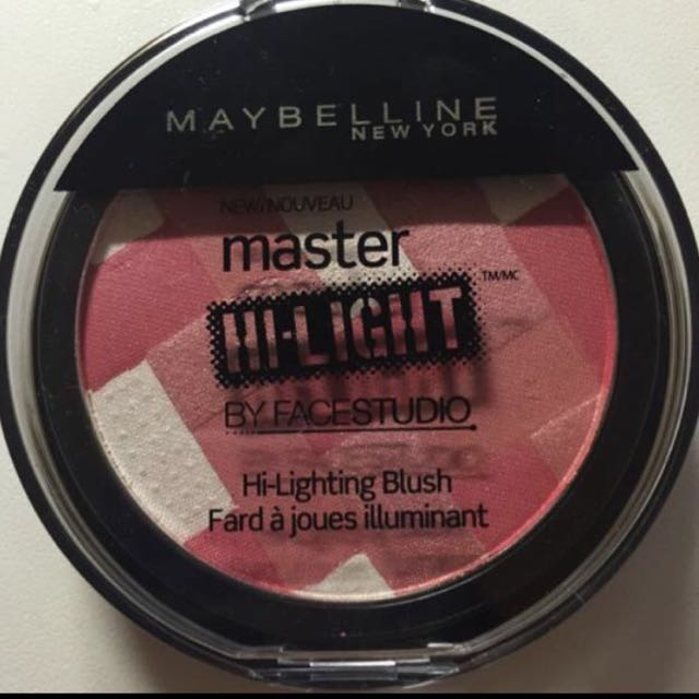 MAYBELLINE HIGHLIGHTER (mater hi-light blush highlighter)