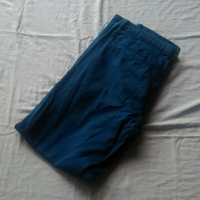 Memo Slacks Blue Size 33