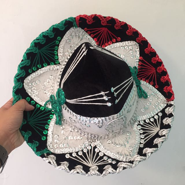Mexican Sombrero Hat (Brand New) Mexico df506570021b