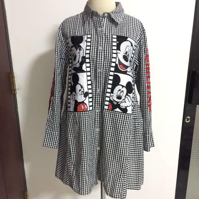 mickey dress hi quality