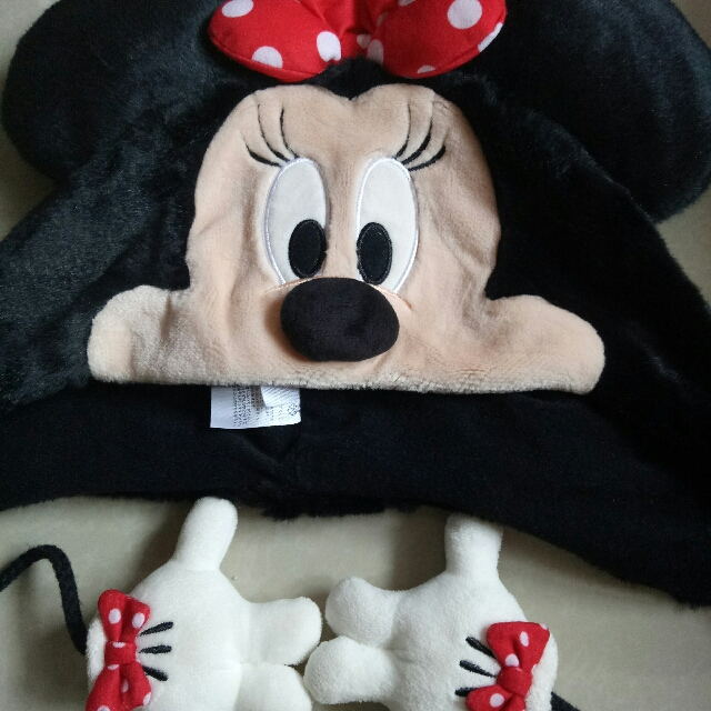 AuthenticMicky Mouse Hat Disneyland Tokyo Japan