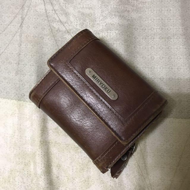 Miryoku皮夾