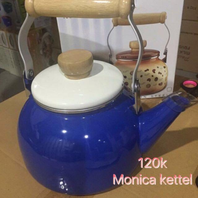 Monica kettel (harga nett)