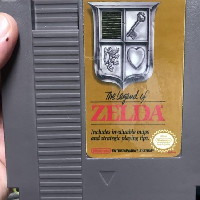 Nes Legend Of Zelda