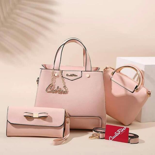 New Carlo Rino Handbag Gred Aaa Women S Fashion Bags Wallets On Carou