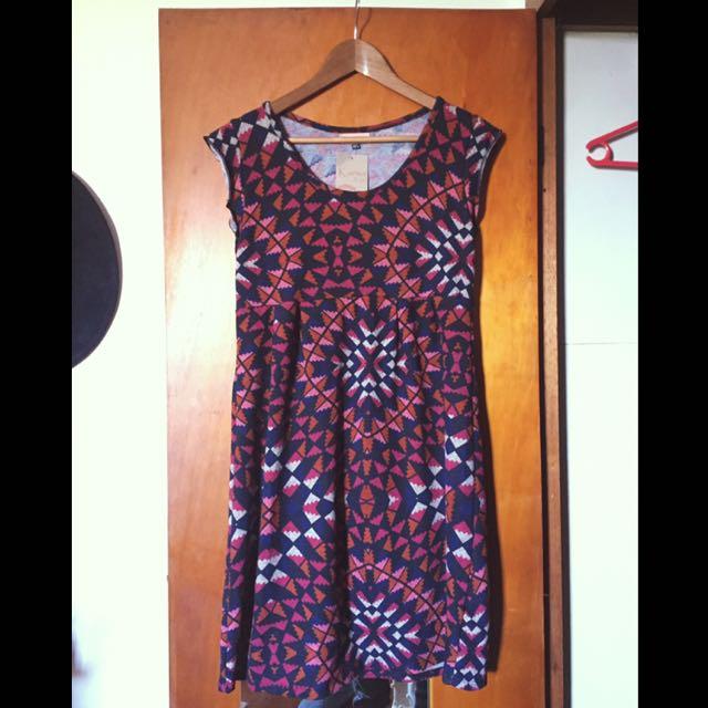 New Karma East Dress