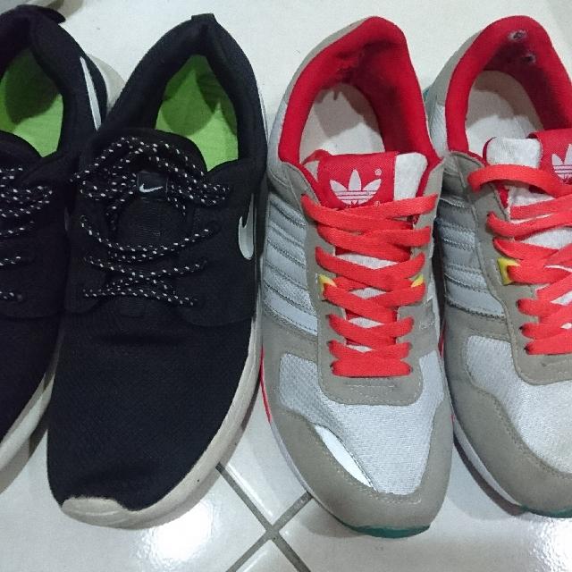 Nike &adidas US9.5 / 27.5cm
