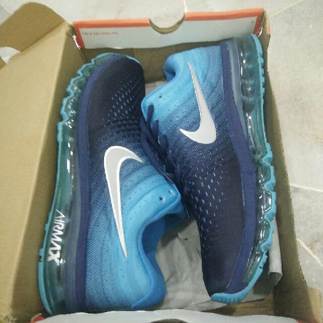 Nike De Air Max 2011 849559 404 Zapatilla De Nike Running Moda Hombre Calzado 087764