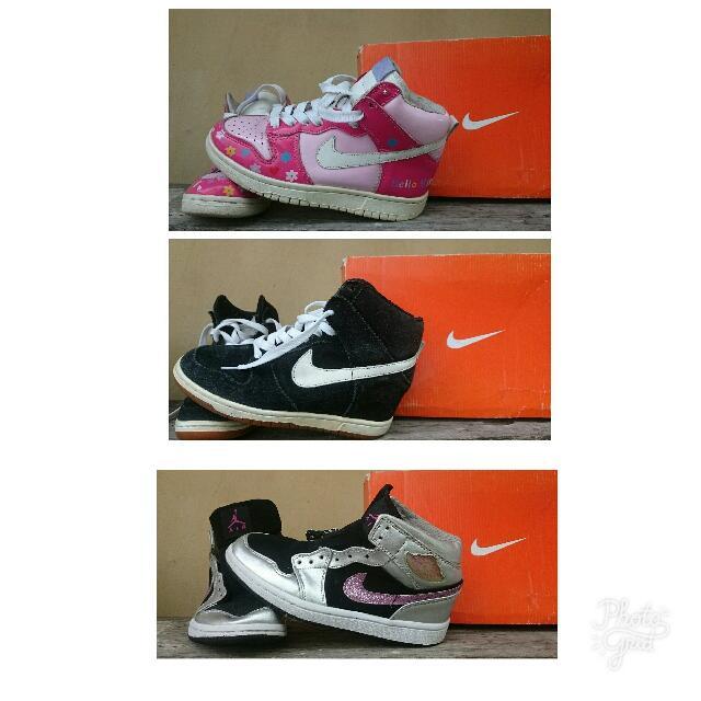 Nike Wedges Nike Jordan Nike Dunk