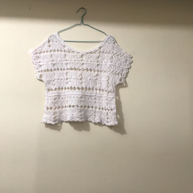 Outer Knit Top