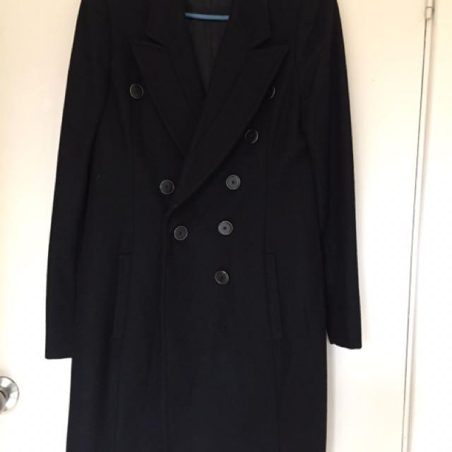 OXFORD long winter coat