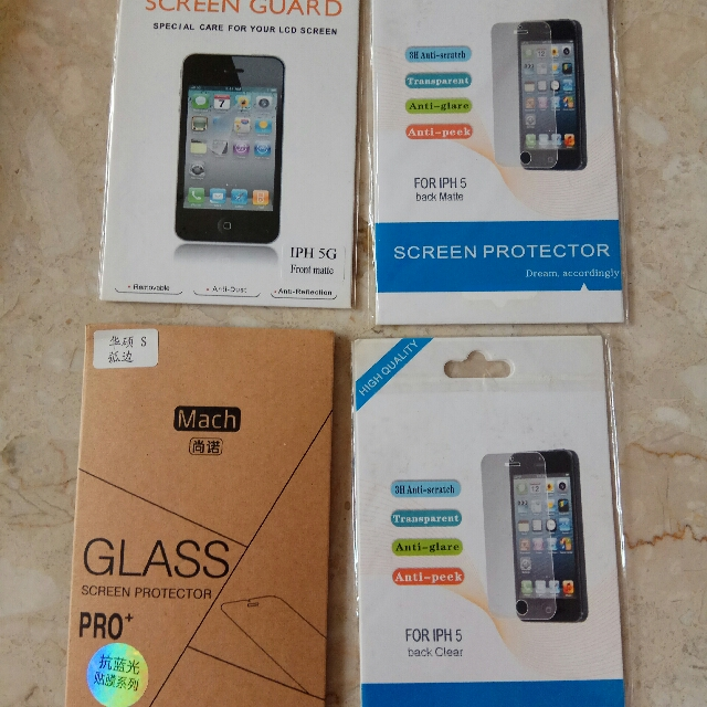 Phone Screen Protector